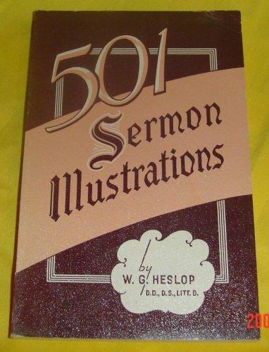 Five Hundred One Sermon Illustrations