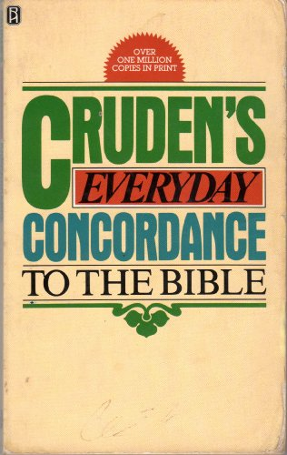 9780880210126: Cruden's Everyday Concordance to the Bible