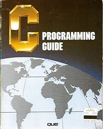 9780880220224: C. Programming Guide