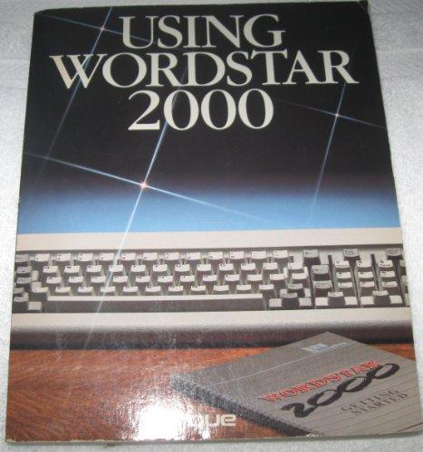 Using WordStar 2000: Sorensen, Eric