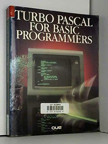 9780880221672: Turbo PASCAL for BASIC Programmers