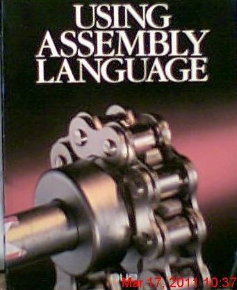 9780880222976: Using Assembly Language