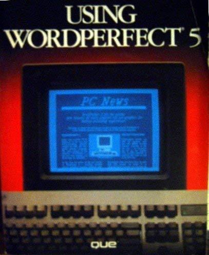 9780880223515: Using Wordperfect 5