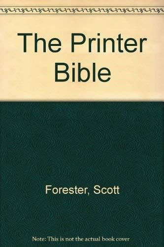 9780880225120: Printer Bible