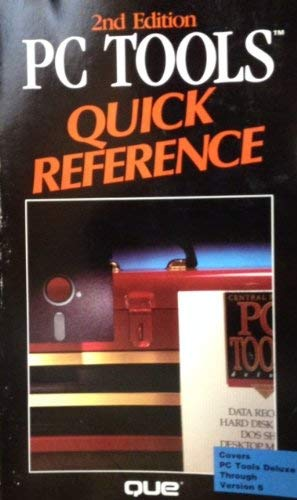 9780880225960: Personal Computer Tools: Quick Reference (Que quick reference series)