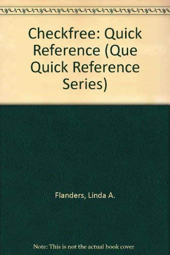 Checkfree Quick Reference: Flanders, Linda