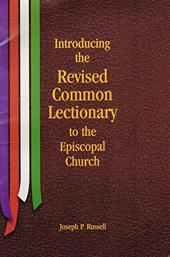 9780880282185: Introducing the revised Common Lectionary to the Episcopal Church