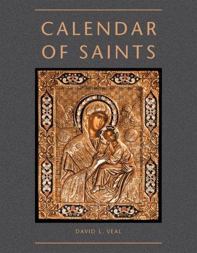 9780880282574: Calendar of Saints