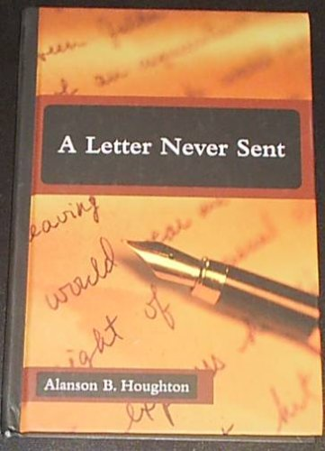 9780880282635: A Letter Never Sent