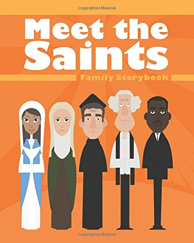 9780880284219: Meet the Saints: Family Storybook