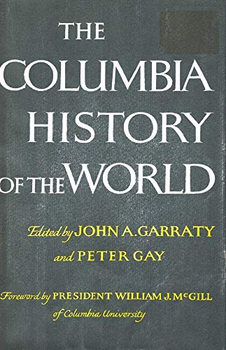 9780880290043: Columbia History of the World