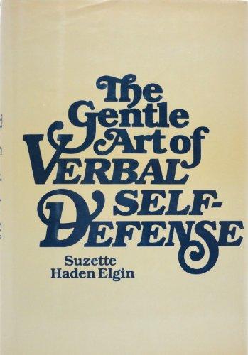 9780880290302: Gentle Art of Verbal Self Defense
