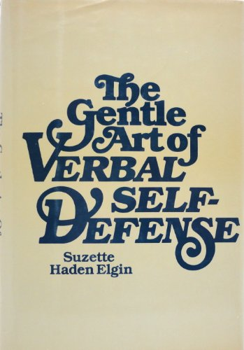 9780880290302: The Gentle Art of Verbal Self-defence