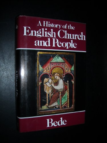 9780880290425: A History of the English Church and People