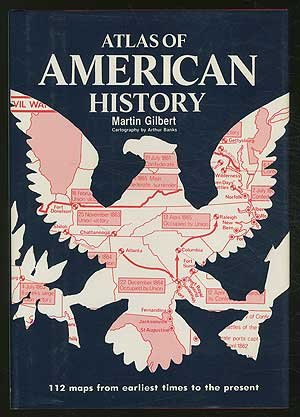 9780880290586: Atlas of American History