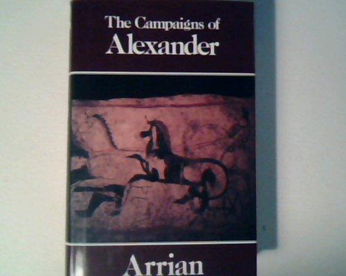 9780880290791: Campaigns of Alexander
