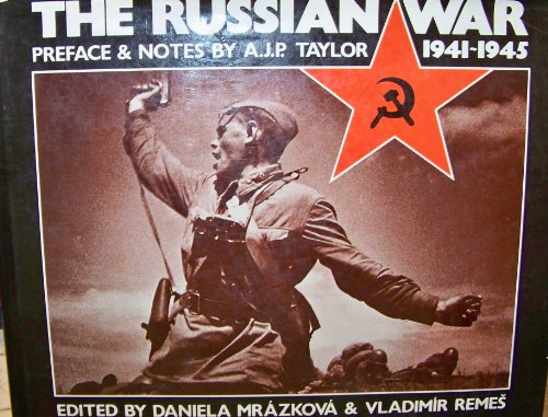 The Russian War: 1941-1945: Mrazkova, Daniela