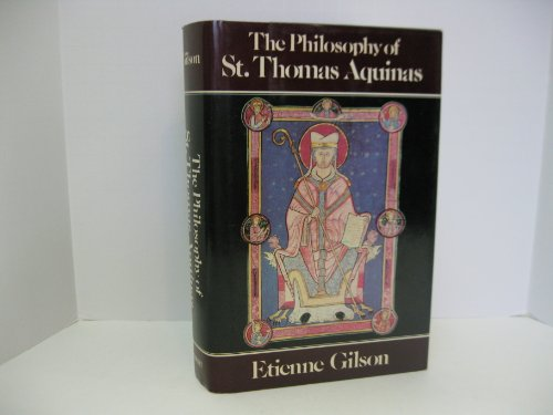 9780880291224: The Philosophy of St. Thomas Aquinas