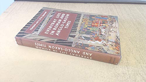 9780880291255: Everyday Life in Roman and Anglo Saxon Times