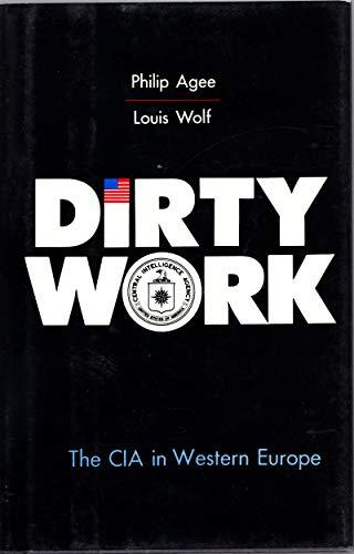 9780880291323: Dirty Work: C.I.A. in Western Europe v. 1