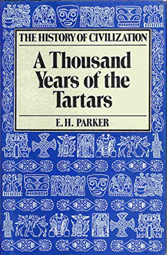 thousand years of the tartars