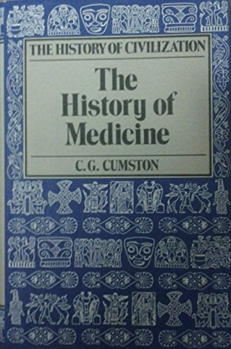 9780880291378: An Introduction to the History of Medicine: From the Time of the Pharaohs To the End of the XVIIIth Century