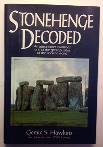 9780880291477: Stonehenge Decoded