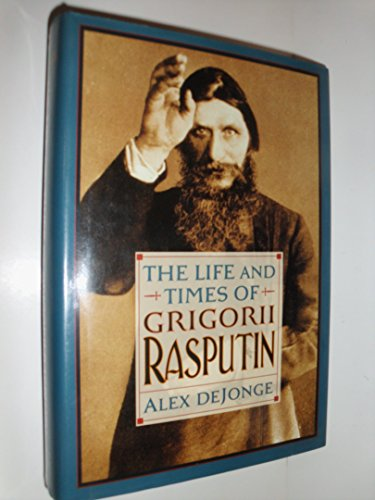 9780880291507: The Life and Times of Grigorii Rasputin