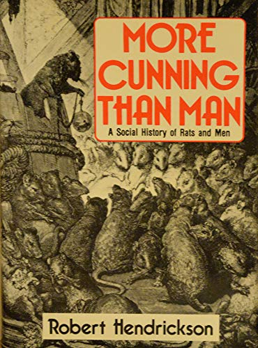 9780880291804: More cunning than man: A social history of rats and men