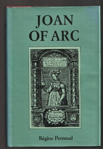 9780880291927: Joan of Arc by herself and her witnesses