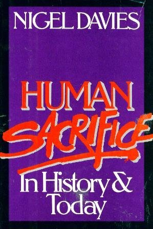 9780880292115: Human Sacrifice in History and Today