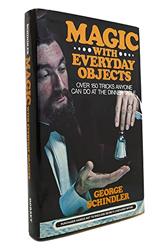 9780880292320: Magic With Everyday Objects