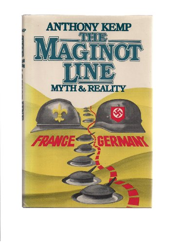 9780880292436: The Maginot Line: Myth and reality