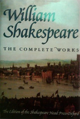 WILLIAM SHAKESPEARE THE COMPLETE WORKS: Shakespeare, W.