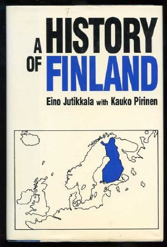 9780880292603: A History of Finland, Revised Edition