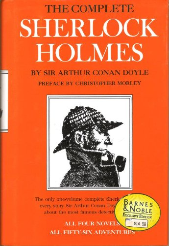 9780880292610: The Complete Sherlock Holmes