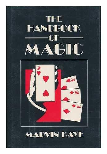 9780880292931: Handbook of Magic