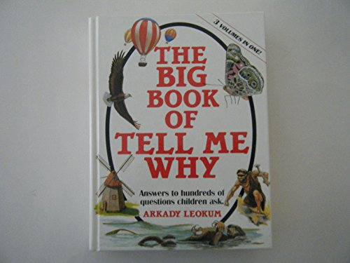 9780880293174: Big Book of Tell Me Why