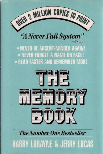 9780880293228: The Memory Book
