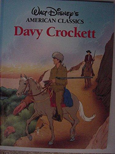 9780880293587: Walt Disney's American Classics Davy Crockett