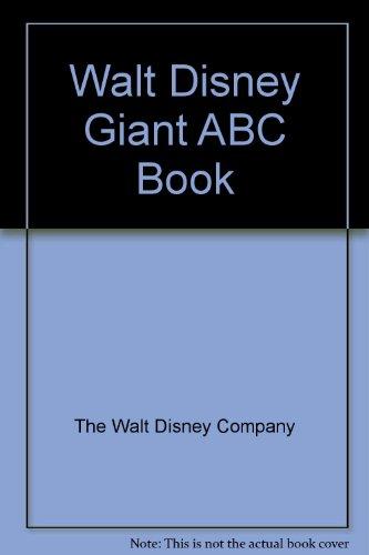 9780880293631: Walt Disney Giant ABC Book