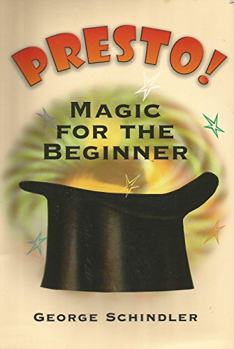 9780880293655: Presto! Magic for the Beginner