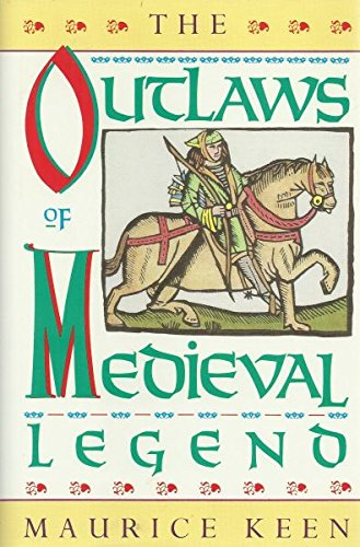 9780880294546: The Outlaws of Medieval Legend