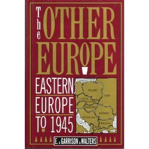 9780880294638: The Other Europe: Eastern Europe to 1945