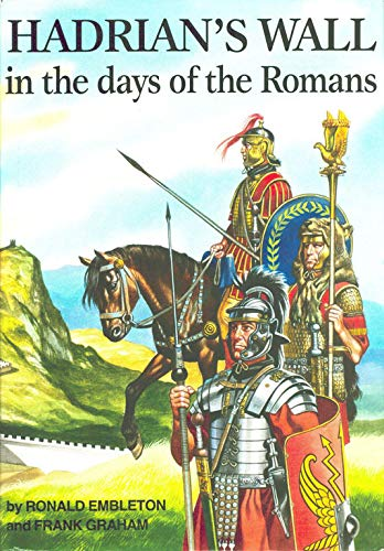 9780880294652: Hadrian's Wall in Days of Rom.