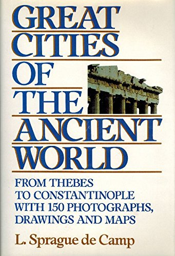9780880294829: Great Cities of Ancient World