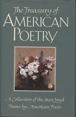 9780880295130: Treasury of American Poetry