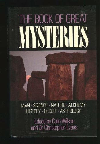 9780880295178: Book of Great Mysteries