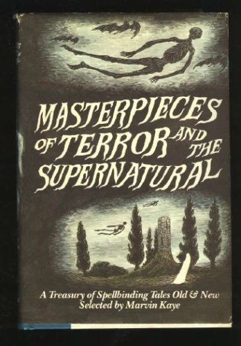 9780880295185: Masterpieces of Terror and the Supernatural