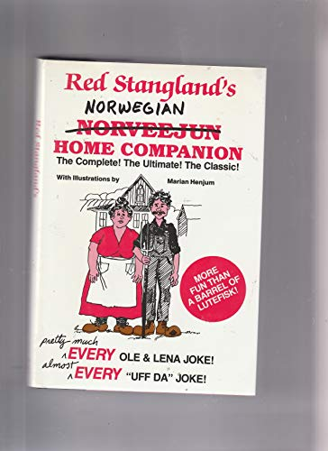 9780880295215: Red Stangland's Norwegian home companion